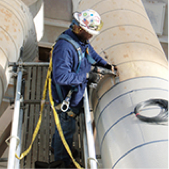Global, simultaneous inspection with Acoustic Emission Testing