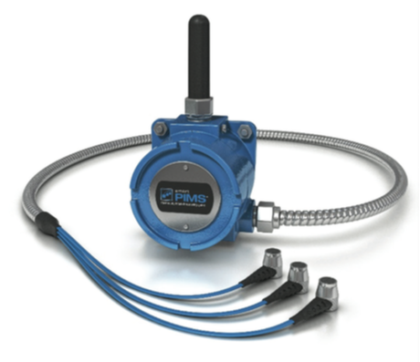 Ultrasonic Sensor System for Wall-Thickness Monitoring