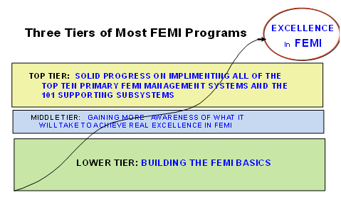 A Tale of Two Operating Sites – The Difference in Quality of Two FEMI Programs