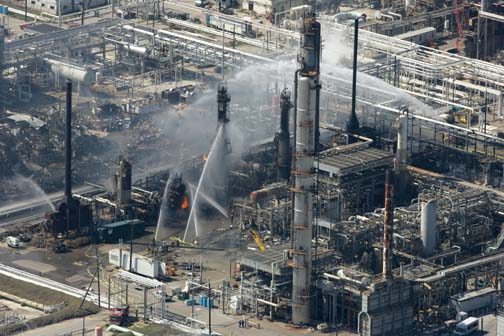 CSB Releases Safety Message on Tenth Anniversary of BP Texas City Explosion