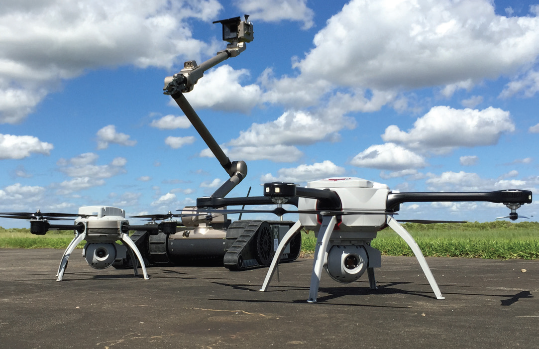 Unmanned Aerial Systems and the Regulatory Landscape