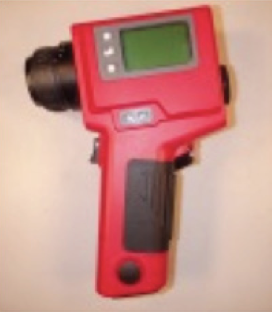 Figure 2. Pyrometer